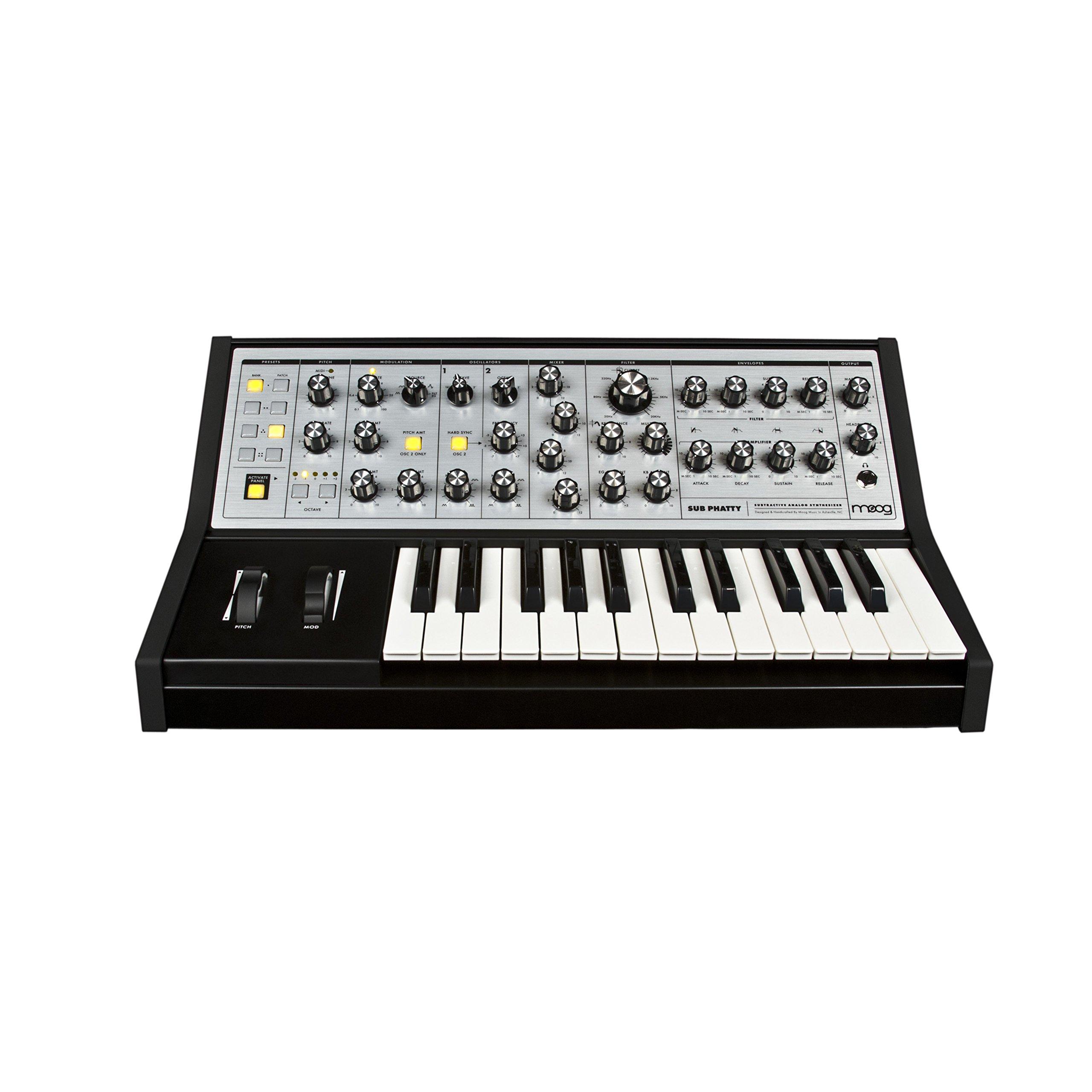 Moog Sub Phatty 25-Key Analog Synthesizer by Moog Music Inc.