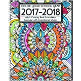 COLORING PLANNER FOR THE 2017- 2018 School Year - by School Datebooks …