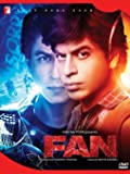 FAN (2016) 2 DISC DVD All REGION HINDI MOVIE WITH ENGLISH SUBTITLES(Cyber Monday)