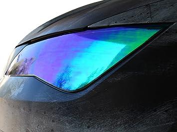 Rls Scheinwerfer Folie Chamäleon 30x100cm Von Finest Folia Tönungsfolien Tint Rückleuchten Nebelscheinwerfer Rls84 Auto