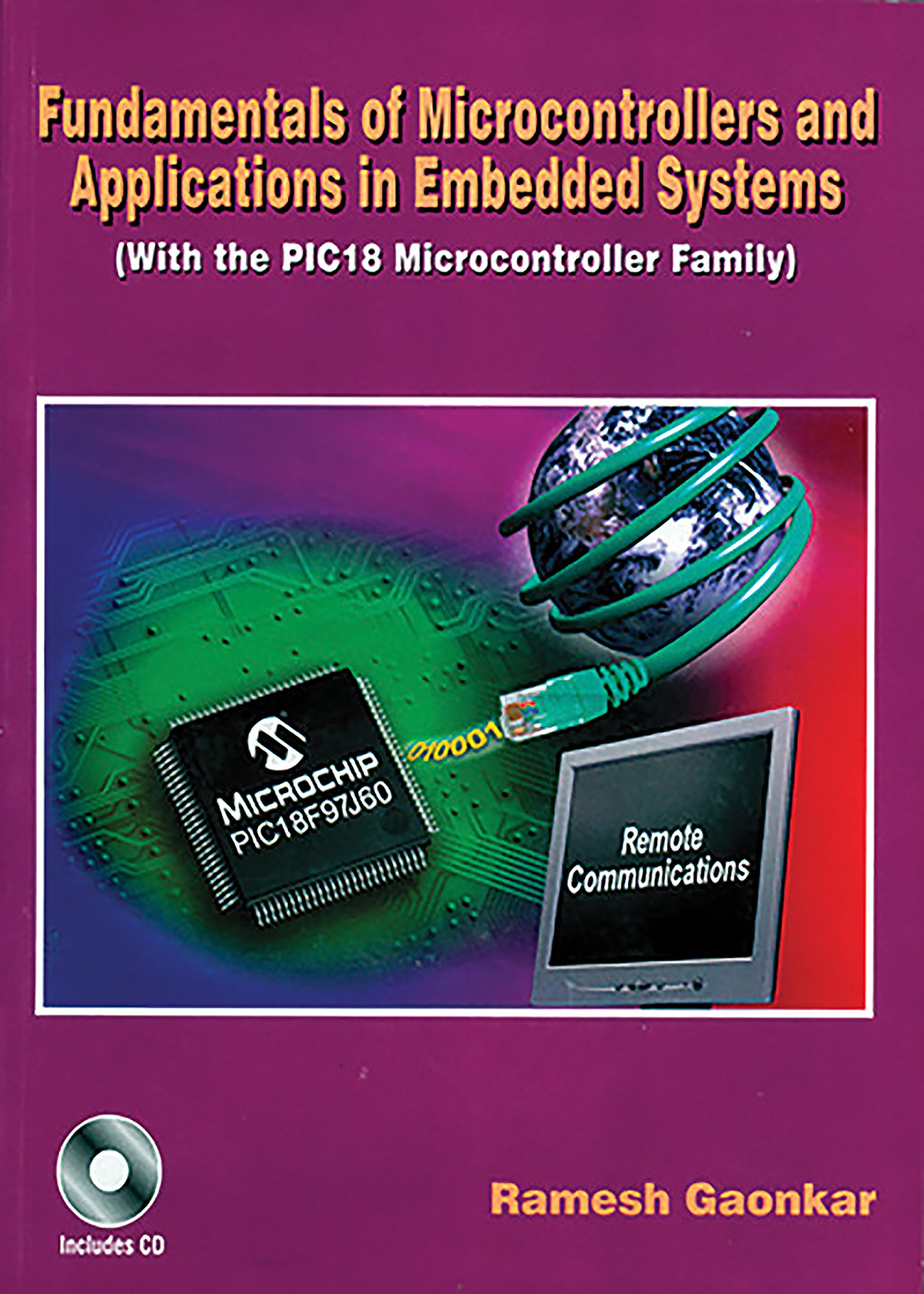 Fundamentals Of Microcontrollers And Applications In Embedded Systems Blog Pic Microcontroller Based Electronic Lock With The Pic18 Family Ramesh Gaonkar 9788187972297