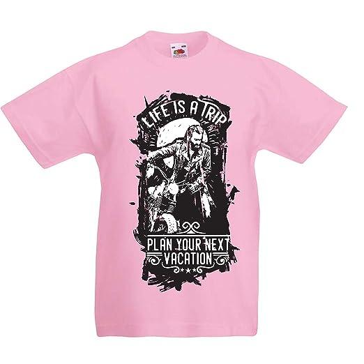 Amazon.com: lepni.me Kids T-Shirt Life is a Trip – Gift Ideas for ...