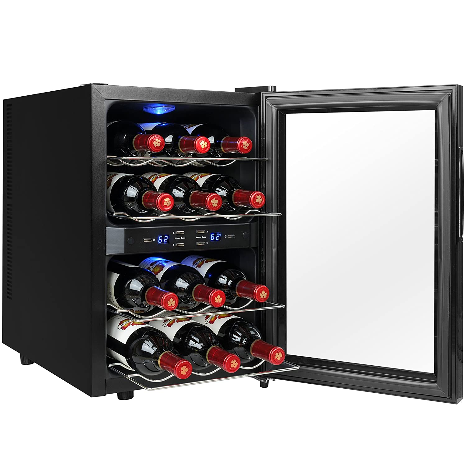 Quiet wine coolers design decoration for Decor wine cooler