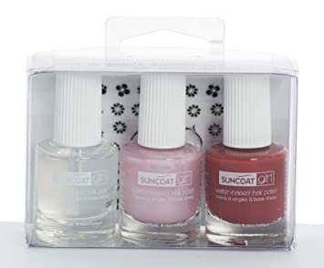 Child Friendly Nail Polish Peelable Water Based Safe Red Pink