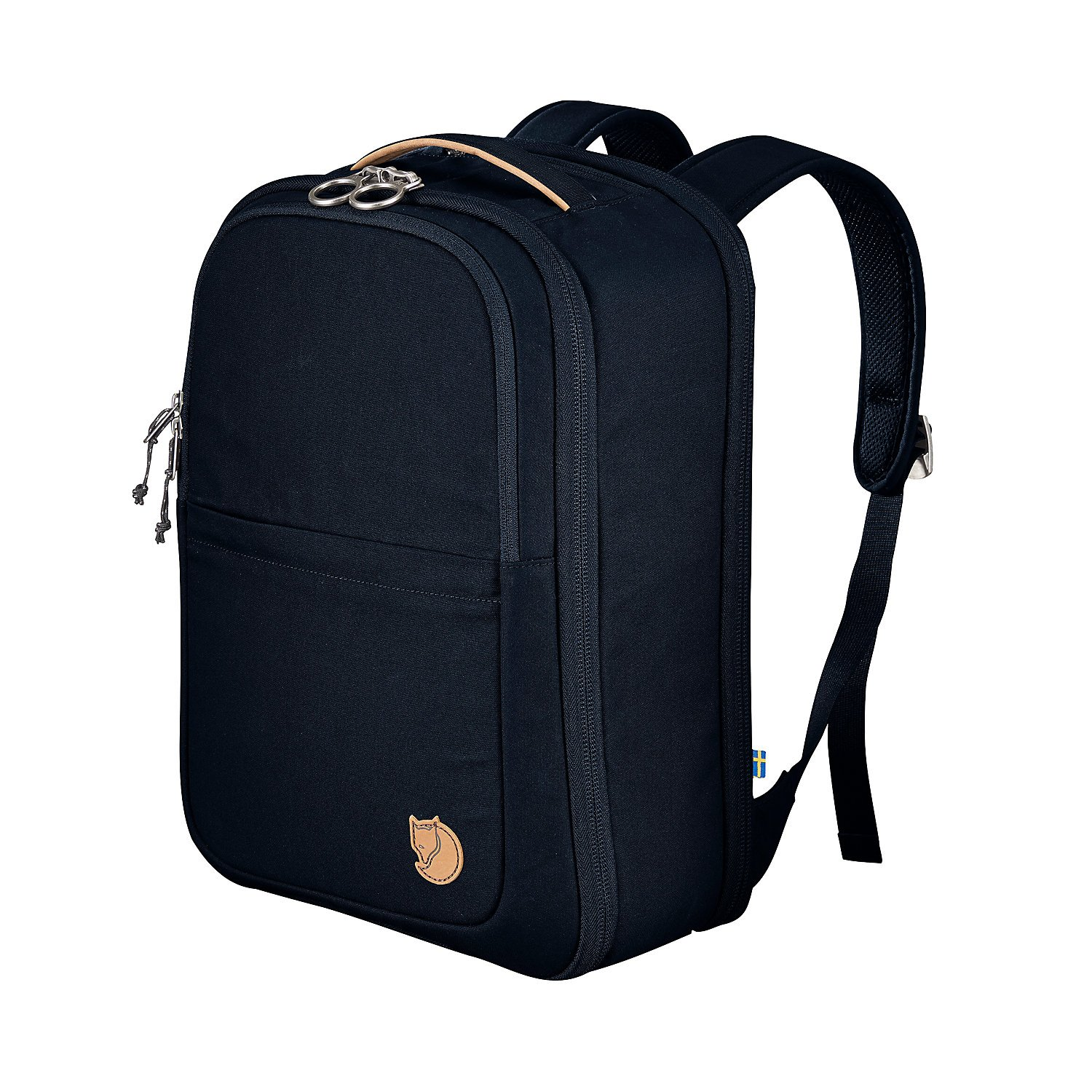 Fjallraven - Travel Pack Small Backpack for Everyday Use, Navy by Fjallraven