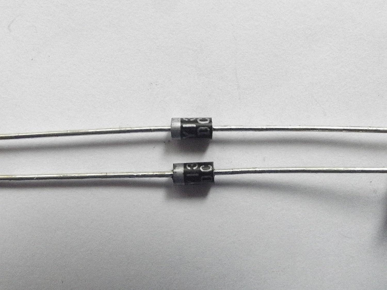 By133 Diode Switching 1.3KV 1A 2-Pin DO-41 X2Pcs