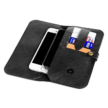 best service 2d700 3508d A Case for Two Phones :: Dual Phone Case & Wallet for iPhone 7/7 Plus,  Galaxy S7, Sony Xperia, More :: Made of Durable Faux Leather with Inside  Slots ...