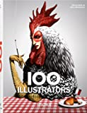 100 Illustrators (Multilingual Edition)