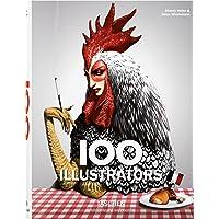 100 illustrators - bu (Bibliotheca Universalis)