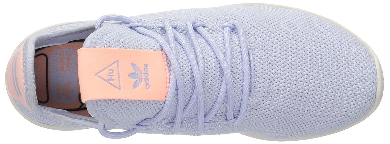 adidas Originals Women's Pw 5 Hu Tennis Shoe B077XBJHGZ 5 Pw B(M) US|Aero Blue/Aero Blue/Chalk White 3039d4