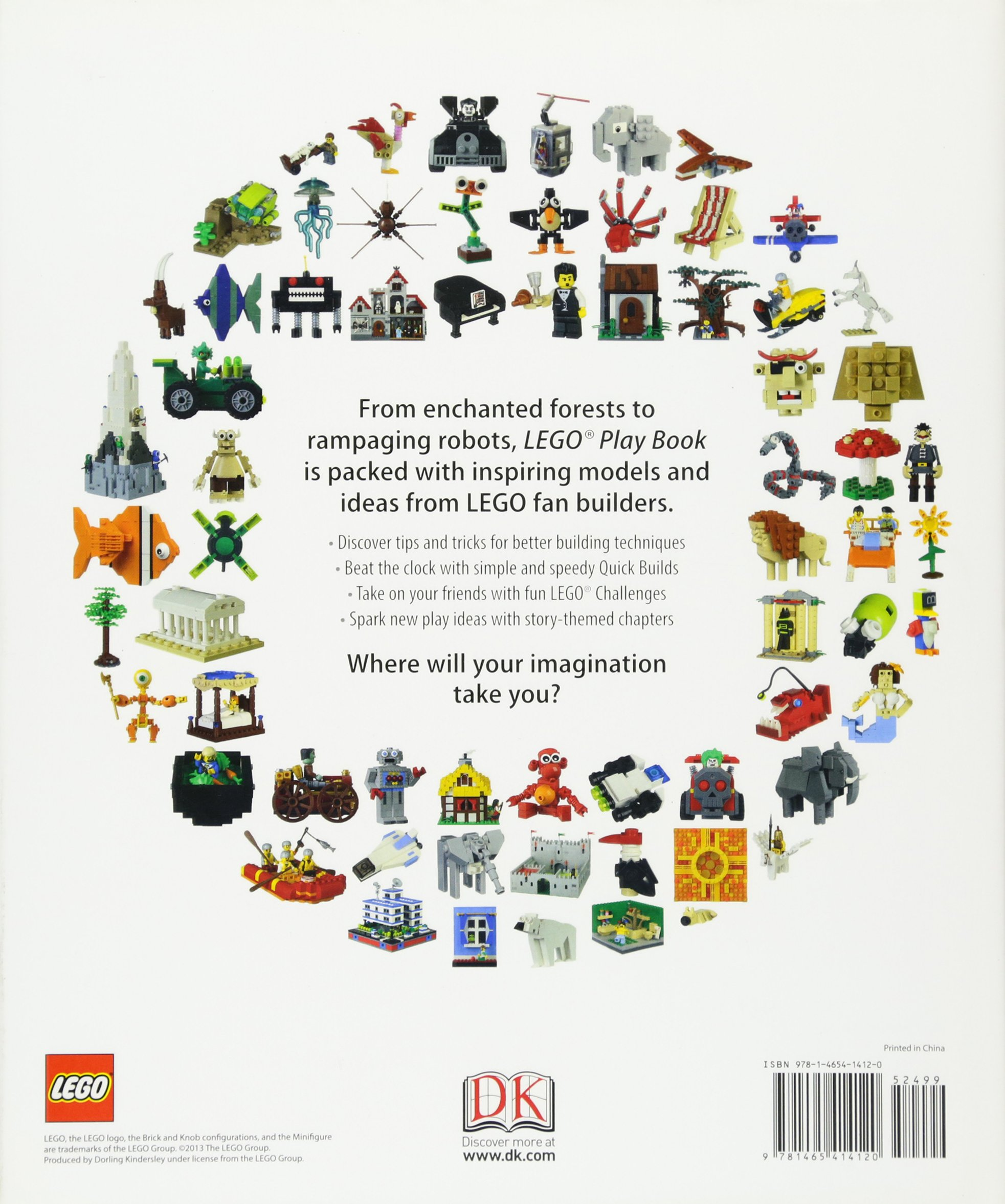 LEGO Play Book: Ideas to Bring Your Bricks to Life by DK Publishing Dorling Kindersley (Image #2)