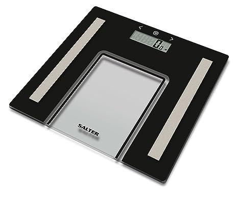 Salter Básculas de baño Función de memoria del analizador para 8 usuarios, modo atleta,