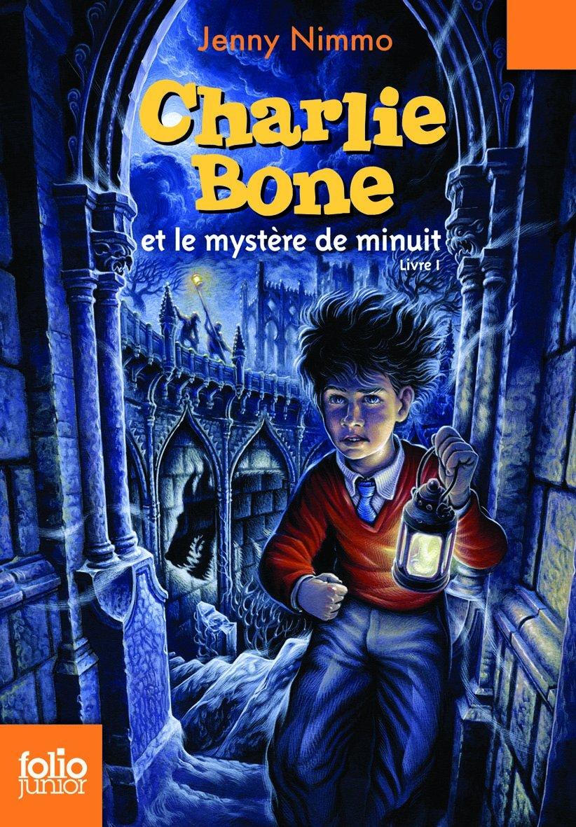 Amazon  Charlie Bone, I : Charlie Bone Et Le Myst�re De Minuit  Jenny  Nimmo, Kellie Str�m, Vanessa Rubio  Livres