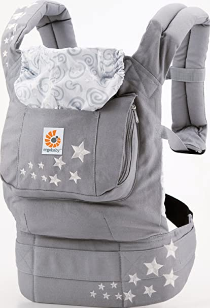 8112c75633b Image Unavailable. Image not available for. Colour  ERGOBaby Baby Carrier  Bundle ...