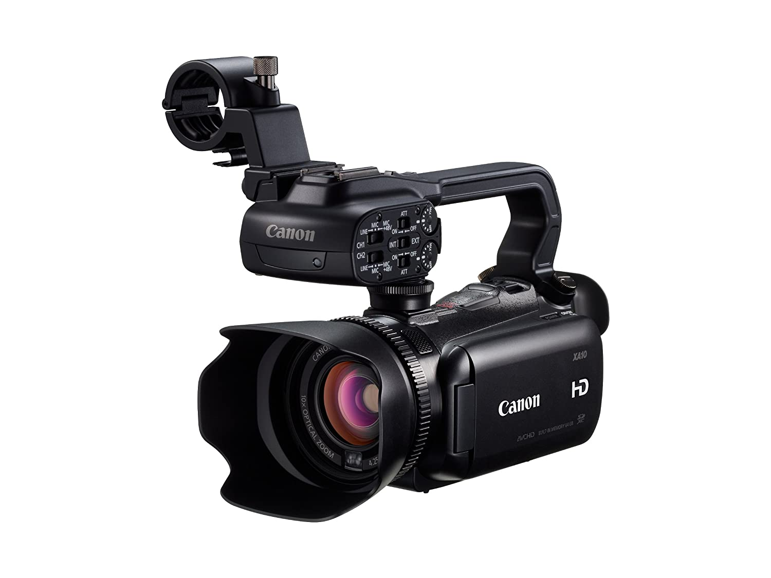 Top 10 Best Professional Camcorders (2020 Reviews & Buying Guide) 2