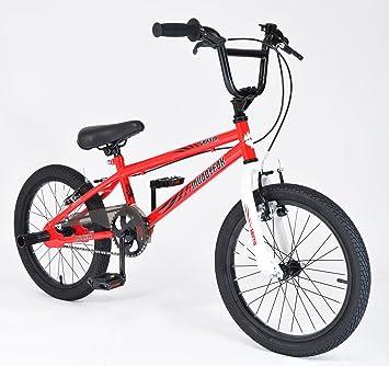 Bicicleta BMX Muddyfox Griffin, neumáticos de 45,7 cm, con ...