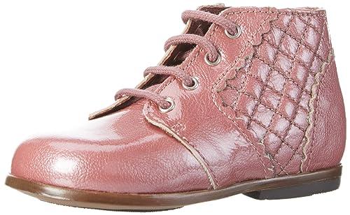 Little Mary Romane, Mocasines para Bebés Que ya se Tienen de pie, Rosa (Apache RoseApache Vieux Rose), 20 EU: Amazon.es: Zapatos y complementos