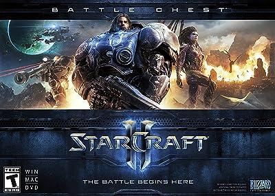 Starcraft II: Battle Chest [Online Game Code]