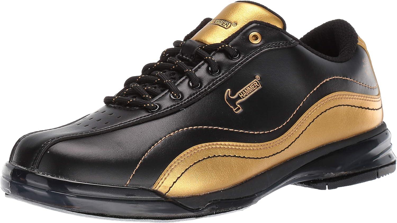 hammer men's black widow right handed bowling shoe