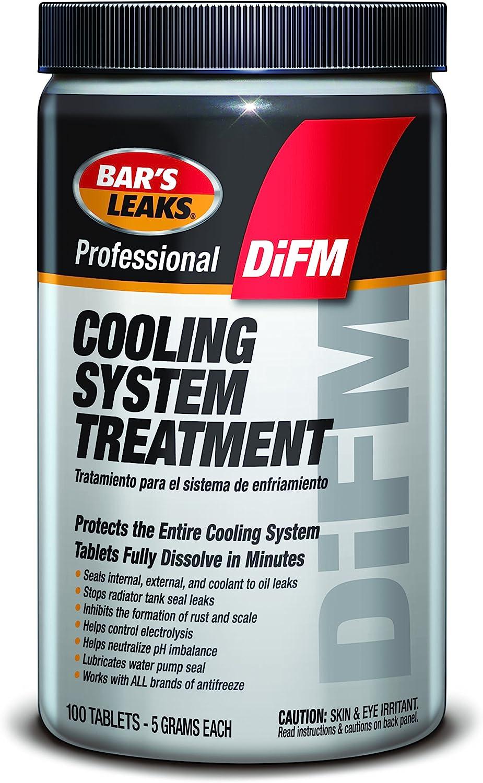 Bar's Leaks J-100 Professional DiFM Cooling System Treatment, 5-Gram Tablets