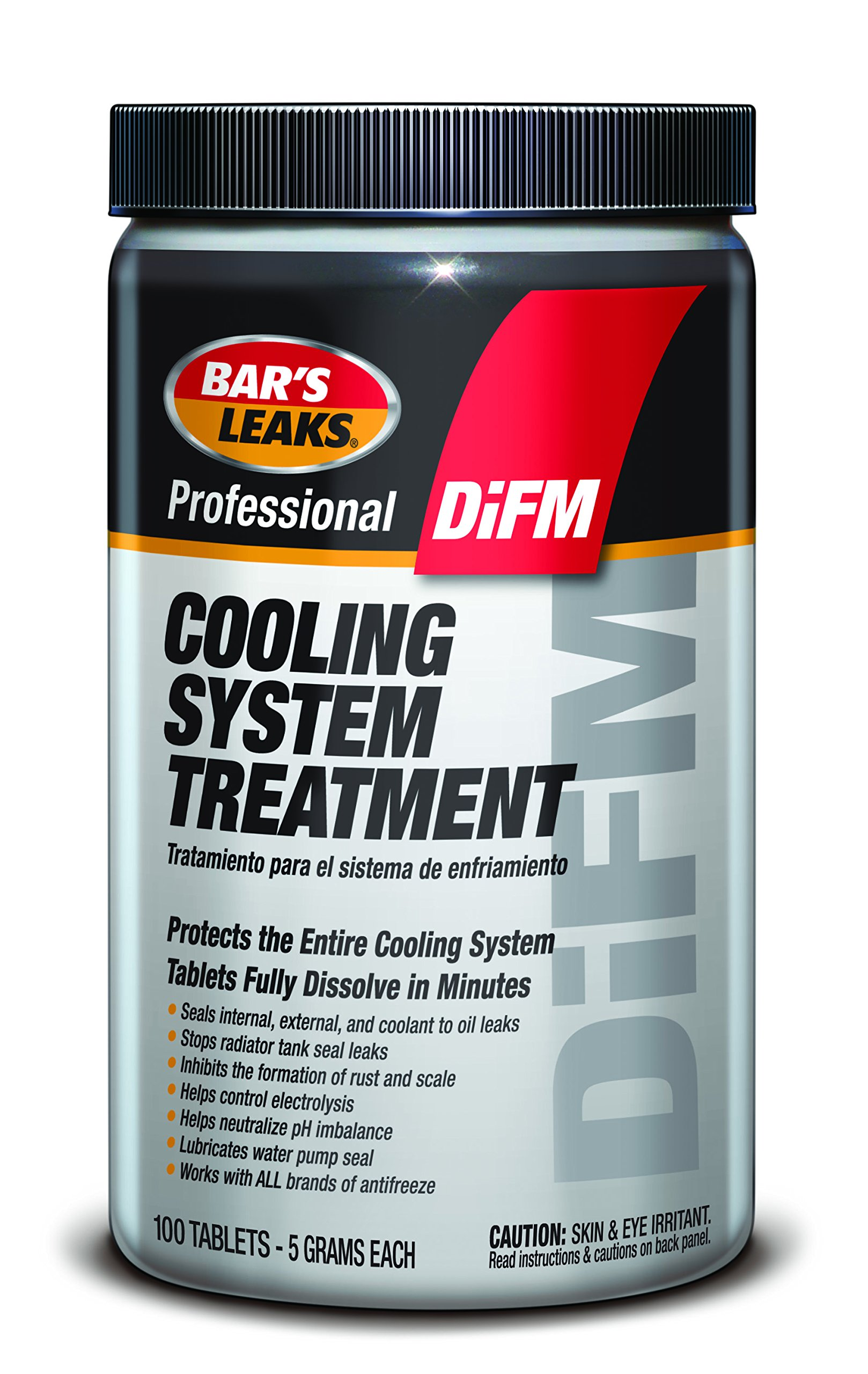 Amazon.com: Bar's Leaks J-100 DiFM Cooling System Treatment - 5 Grams:  Automotive