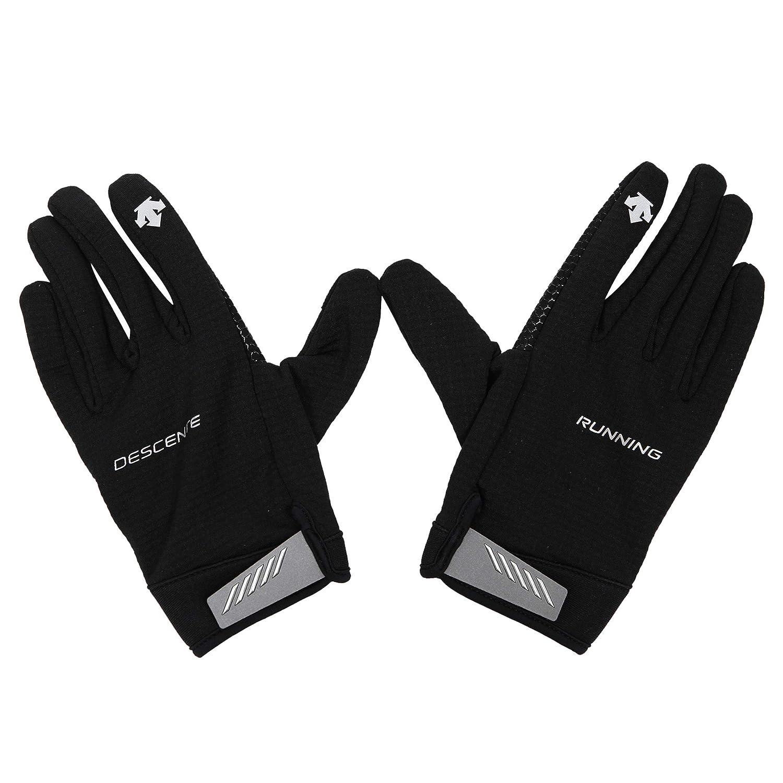 Descente Mens Running Heat Storage Gloves