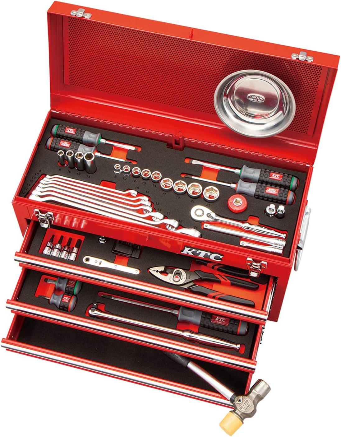 工具セットの人気おすすめランキング11選【プロも使用するものやアストロプロダクツの商品も】のサムネイル画像