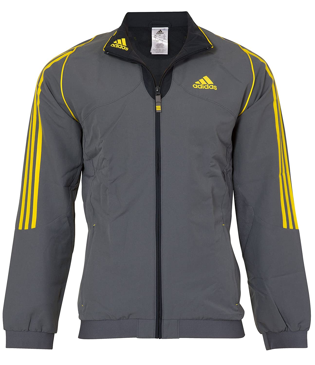 adidas Presentation Mens Cross Country/Skiing/Golf/Football Jacket