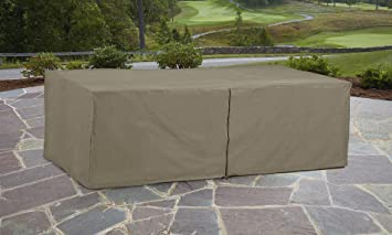 Amazoncom Garden Oasis Seating Group Set Cover Patio Lawn