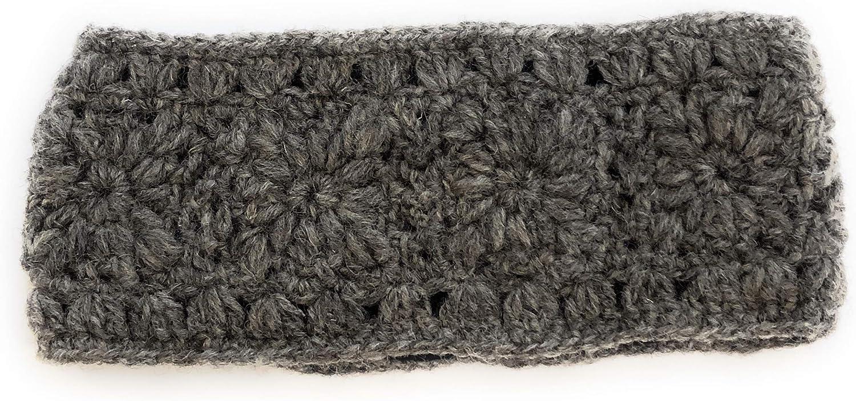 Hand Knit Winter Ear Muff...