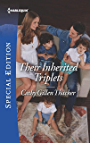 Their Inherited Triplets (Texas Legends: The McCabes Book 2709)
