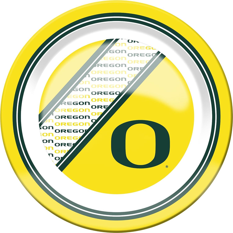NCAA Oregon Ducks Melamine Dinner Plate