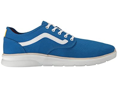 f24a863dd94 Vans Unisex ISO 2 Canvas (1966) Blue True White