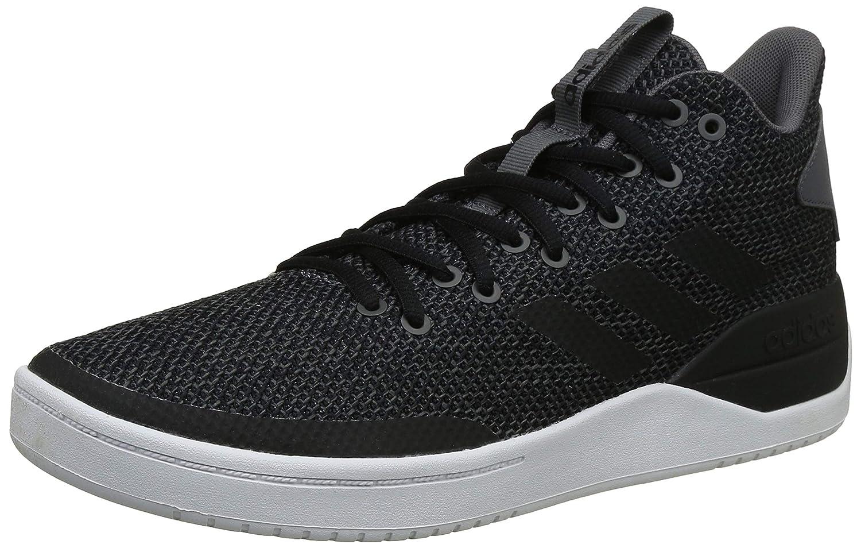 Noir (Cnoir Cnoir Carbon Cnoir Cnoir Carbon) adidas B-Ball 80s, Chaussures de Basketball Homme 46 2 3 EU