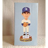 $49 » Sandy Koufax 2012 Los Angeles Dodgers 1972 HALL of FAME Stadium Promo Bobblehead SGA