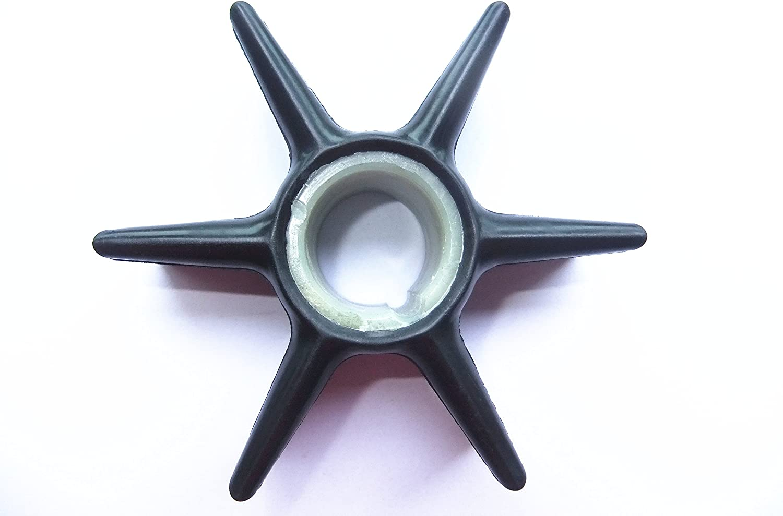 47-43026 47-43026T2 399289 19210-ZW1-003 18-3056 Impeller for Mercury Mariner/Honda/Johnson Evinrude 40hp - 250hp Outboard Motors