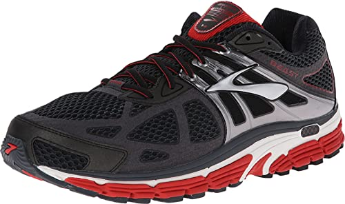 Brooks Beast 14 (Red) Red Size: 11