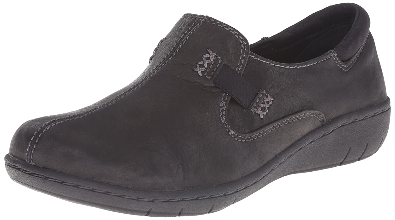 Skechers Women's Washington Closure Slip-On Loafer B00XNS76M6 6 B(M) US|Black Closure
