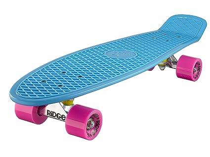 Ridge Pastels 27 Cruiser Board Eu-hergestelltes Skateboard Skate Komplett