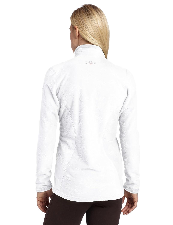 Hot Chillys Womens La Paz Salsa Zip Jacket HS5026