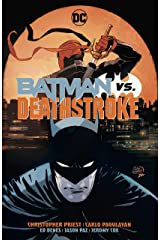 Batman vs. Deathstroke (Deathstroke (2016-)) Kindle Edition