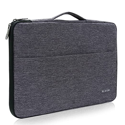 7 opinioni per SLOTRA Borsa per PC Portatile 13.3 pollici Custodia Sleeve PC Laptop/Notebook/