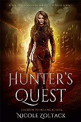 Hunter's Quest: A Mayhem of Magic World Story (Rebel, Supernatural Bounty Hunter Book 1) Kindle Edition