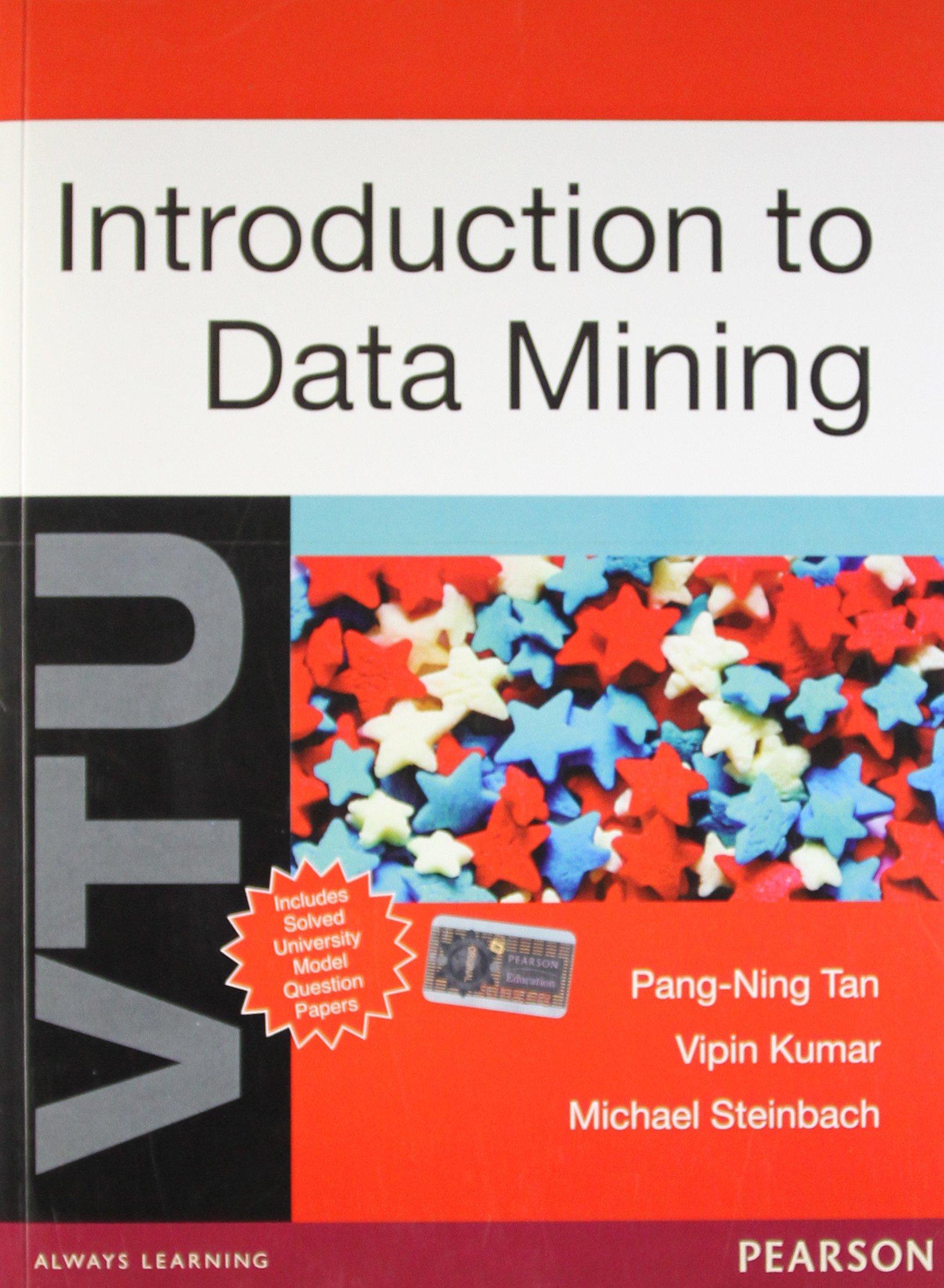 Introduction To Data Mining Pang-ning Tan Pdf