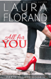 All for You (Paris Nights Book 1) (English Edition)