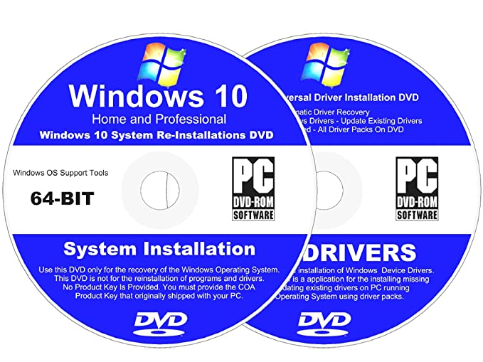 драйвер dvd windows 10