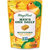 MegaFood, Men's Multivitamin Soft Chews, Daily Supplement, Supports Optimal Health and Well-Being, Gluten-Free…