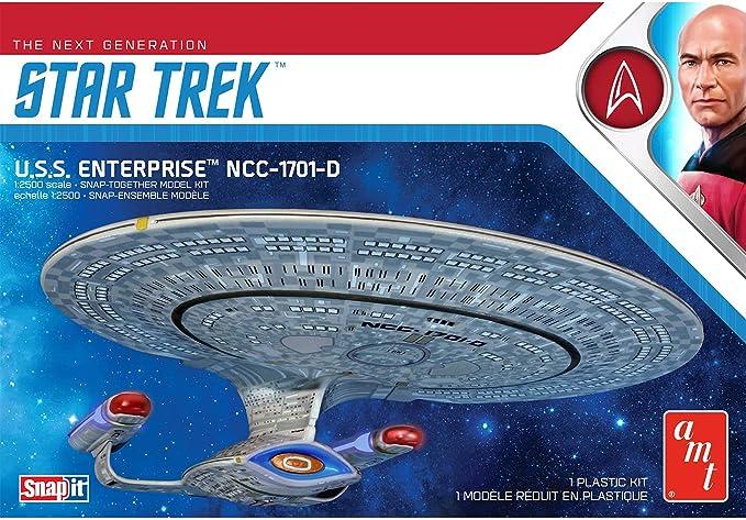Enterprise D Nacelle nav light clusters 1//1400 AMT Round2 Star Trek model kit