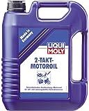 Liqui Moly 1189 2-Takt - Aceite semisintético automezclante para motores de 2 tiempos (5 L)