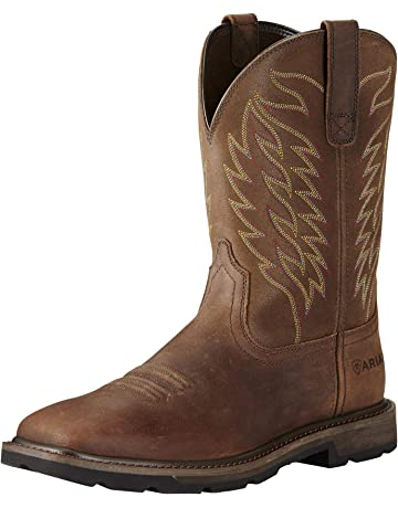 f7af7d4ba16 Men's Western Boots | Amazon.com